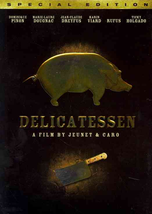 DELICATESSEN BY PINON,DOMINIQUE (DVD)