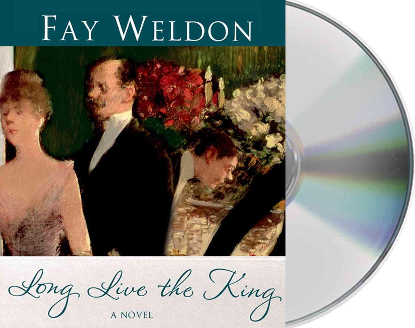 [CD] Long Live the King By Weldon, Fay/ Kellgren, Katherine (NRT)